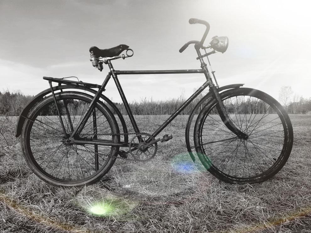 Diamant Vorkrieg Fahrrad