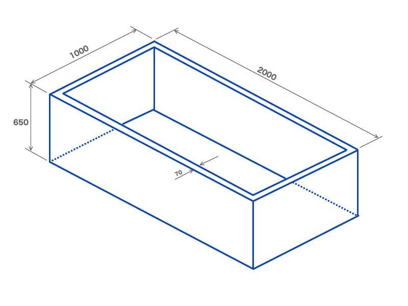 水槽レンタル機材・資材の紹介