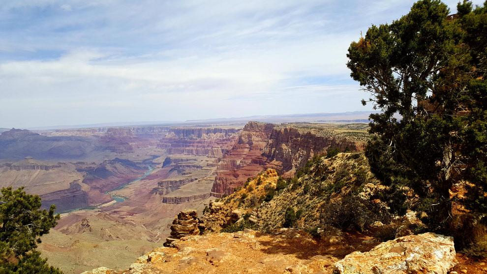 Mit dem Cran Canyon verhält es sich wie mit dem ISG Gelenk. Bei beidem muss man verweilen, damit man es erfassen kann.