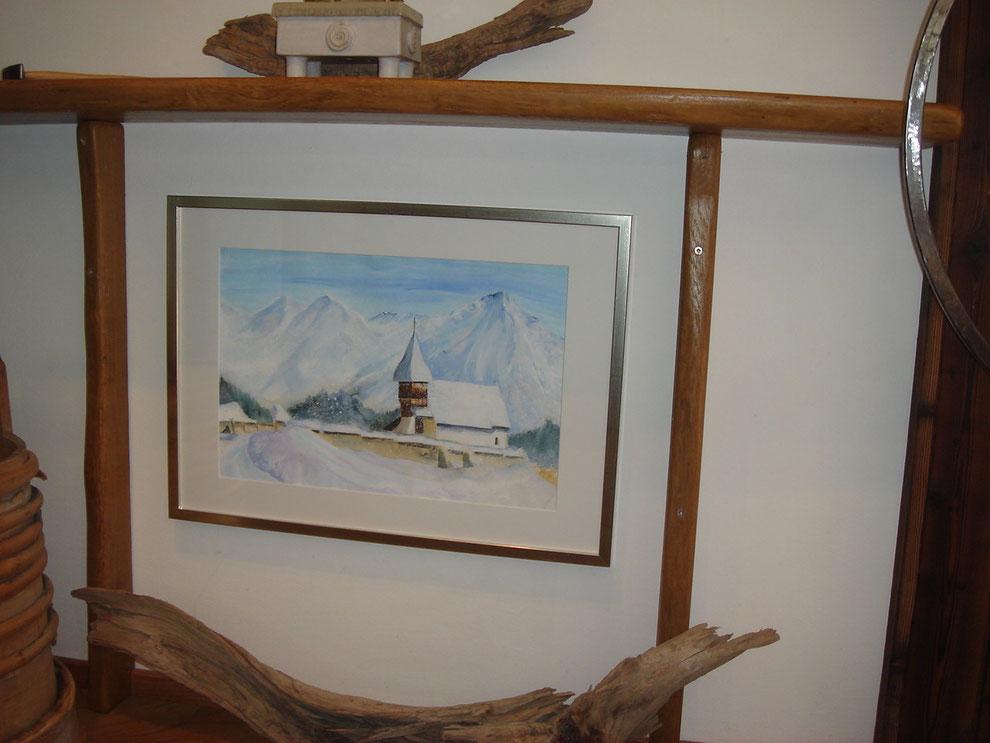 Bergkirchli von Arosa