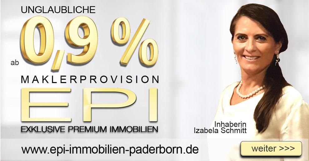 IMMOBILIENMAKLER PADERBORN OHNE MAKLERPROVISION W