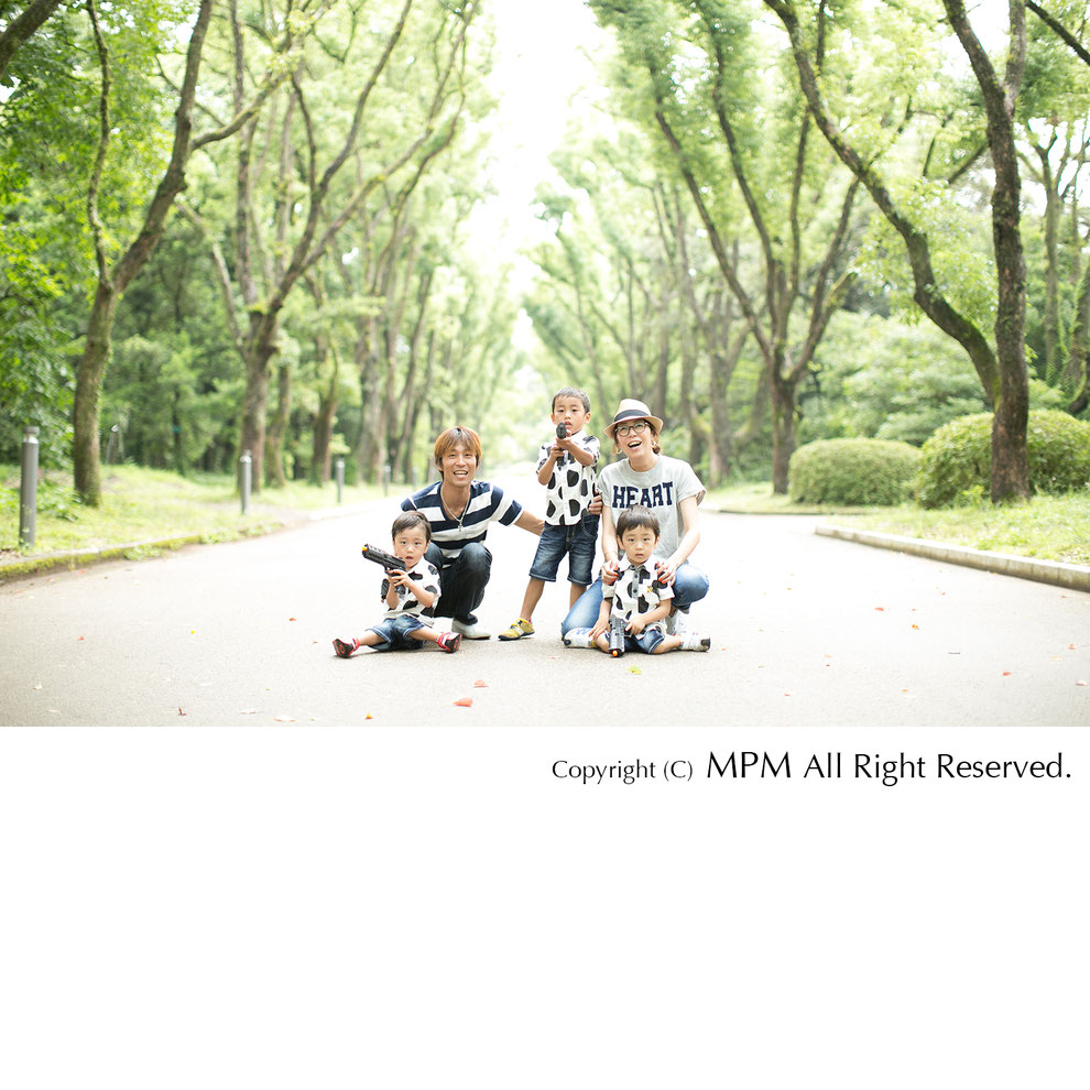 家族写真 京都 滋賀©MPM All Right Reserved