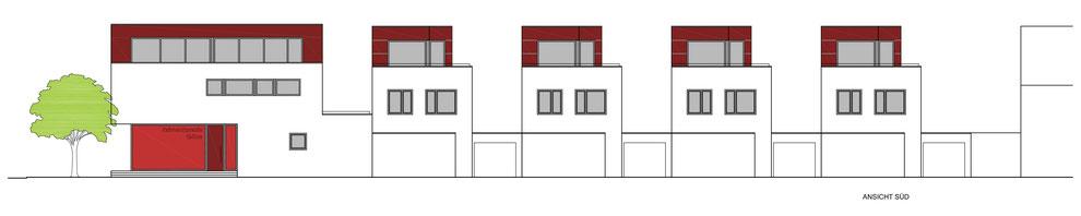 architekturbuero_waessa_neubau_zahnarztpraxis_reihenhaeuser