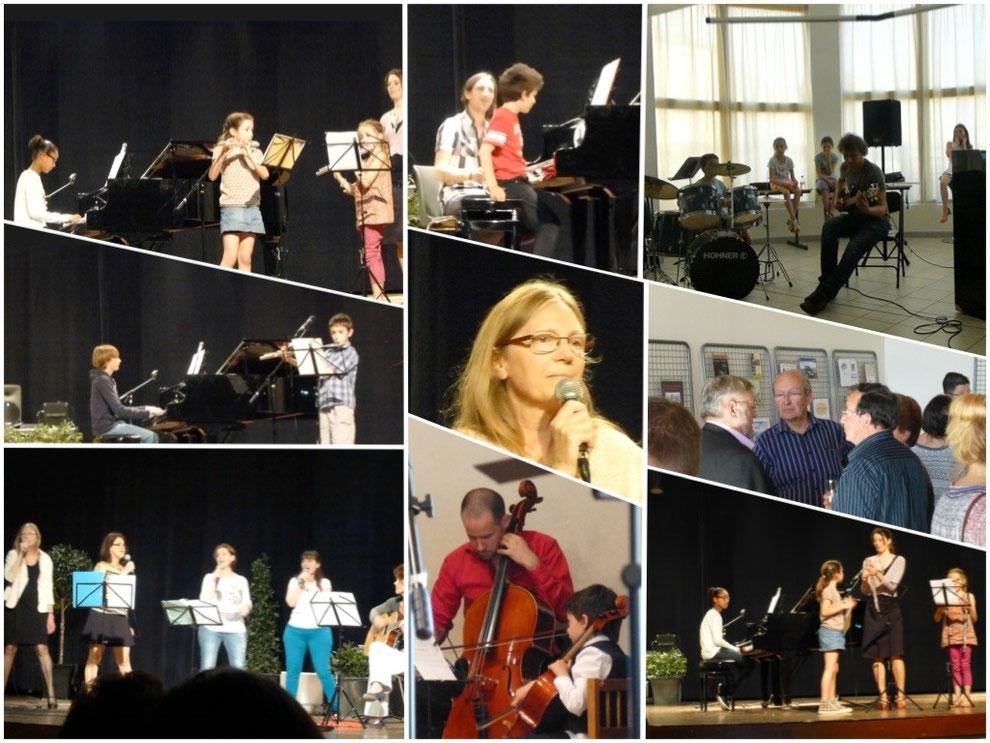 école de musique de montferrier sur lez audition élèves concert