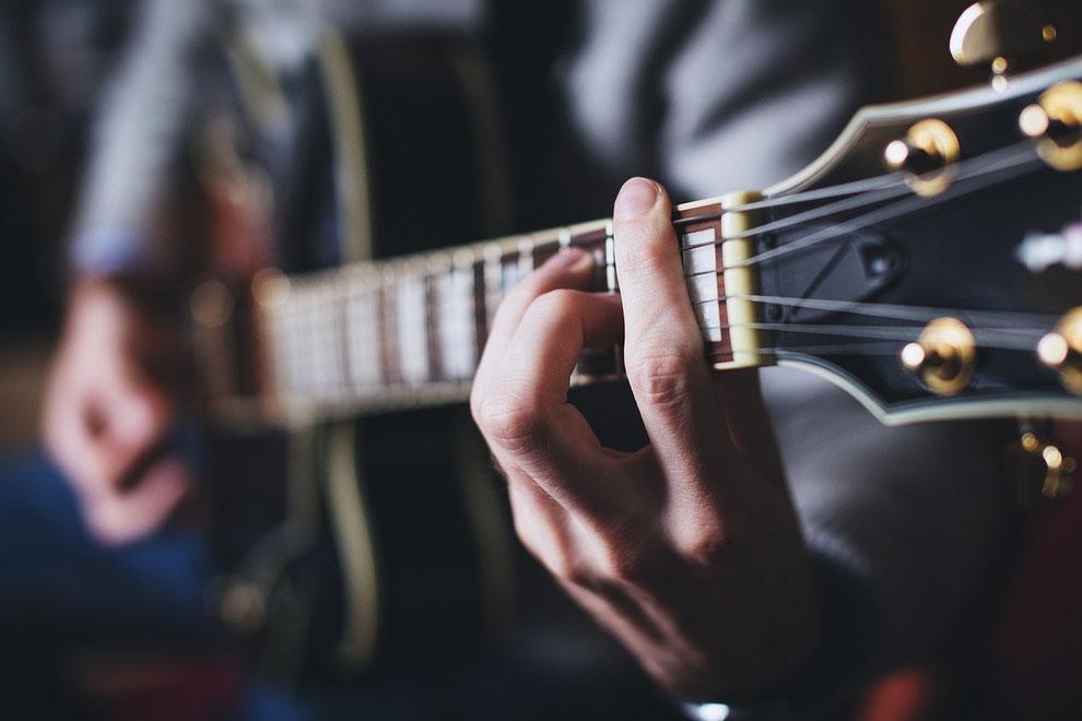 エレキギター教室