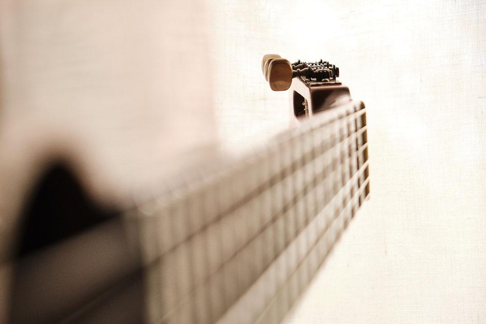 クラシックギター サウンドホール
