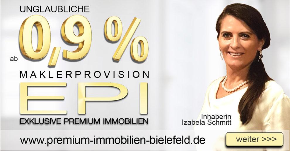 IMMOBILIENMAKLER BIELEFELD 3 OHNE MAKLERPROVISION W