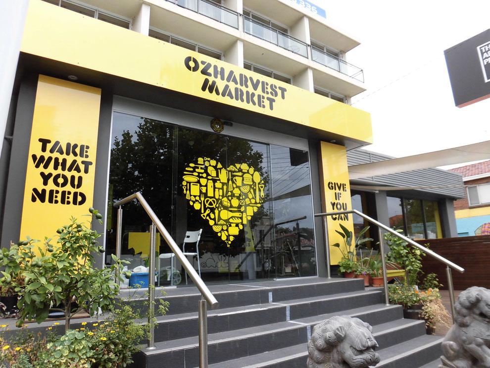 オーストラリアでフードロスを減らし世界に貢献するオズハーベスト