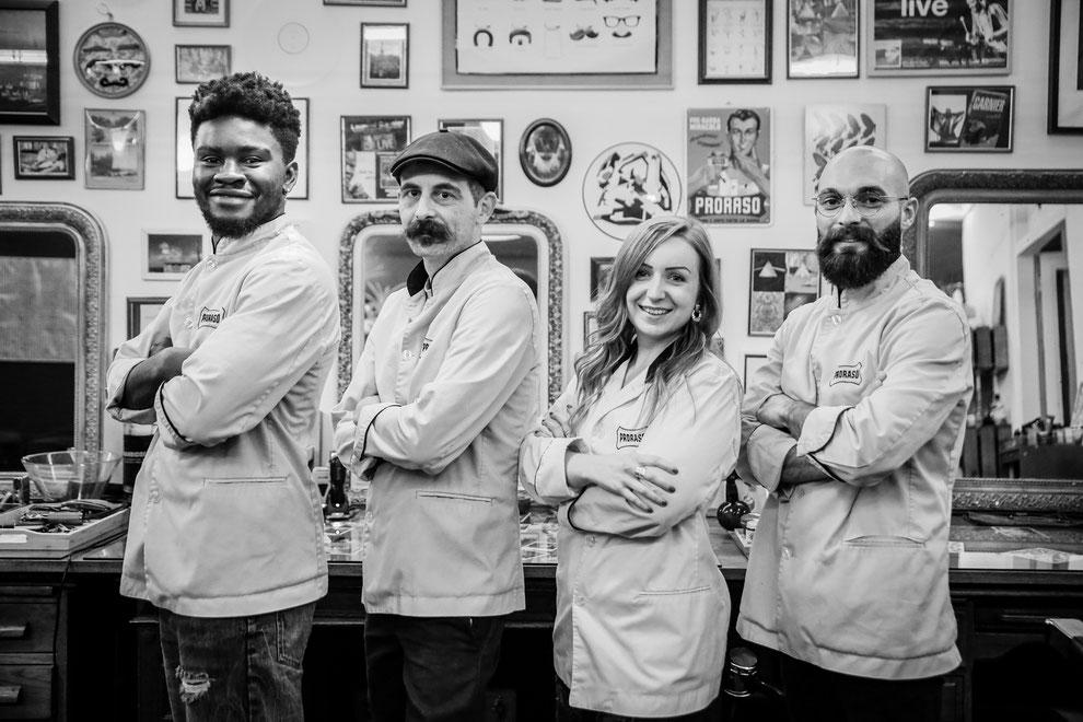 Julien Joubert - Cinq Huitième Barbershop Dijon - 5/8 - 5/8ème barbershop - Barbier Dijon