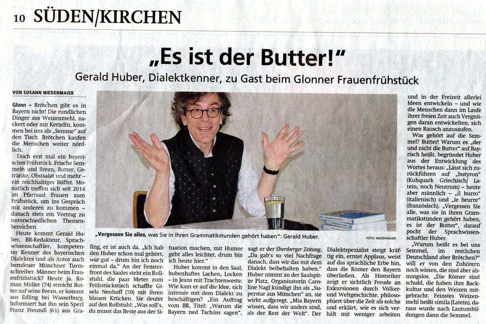Ebersberger Zeitung Juli 2019