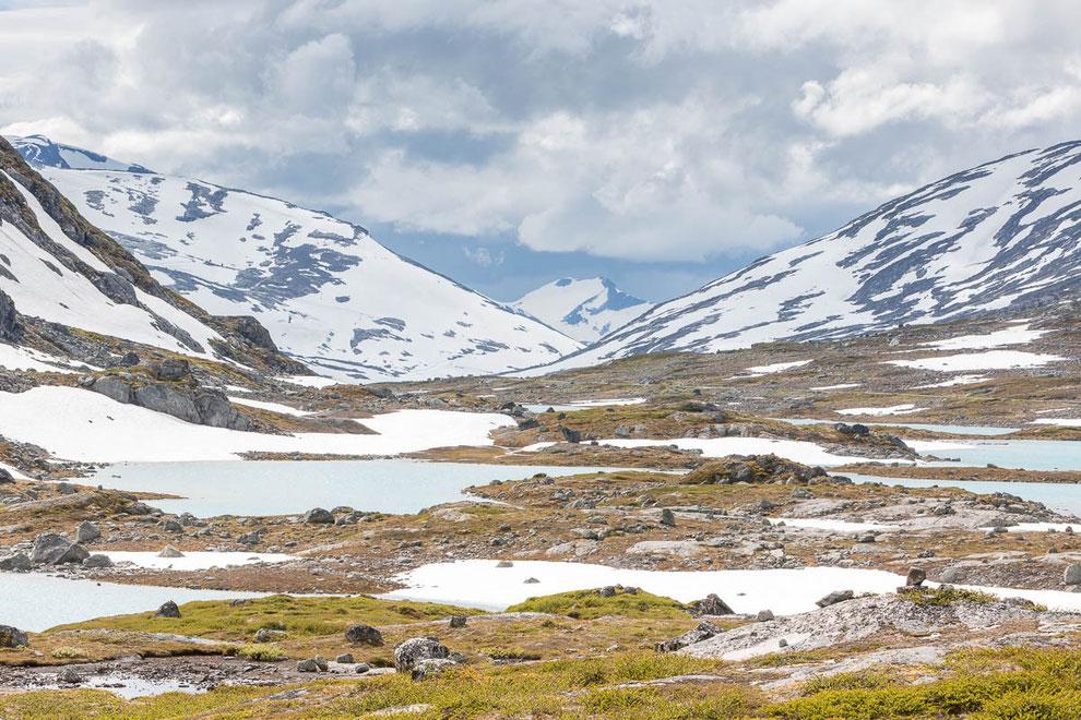 Sognefjellsvegen - Noorwegen © JurjenVeerman