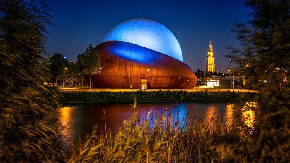 Infoversum - Groningen ©JurjenVeerman
