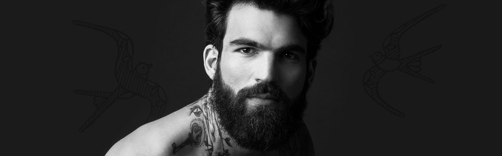 hommer men and grooming men and beard schweiz switzerland
