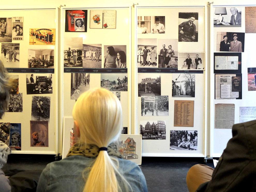Anne Frank Haus Amsterdam Blog