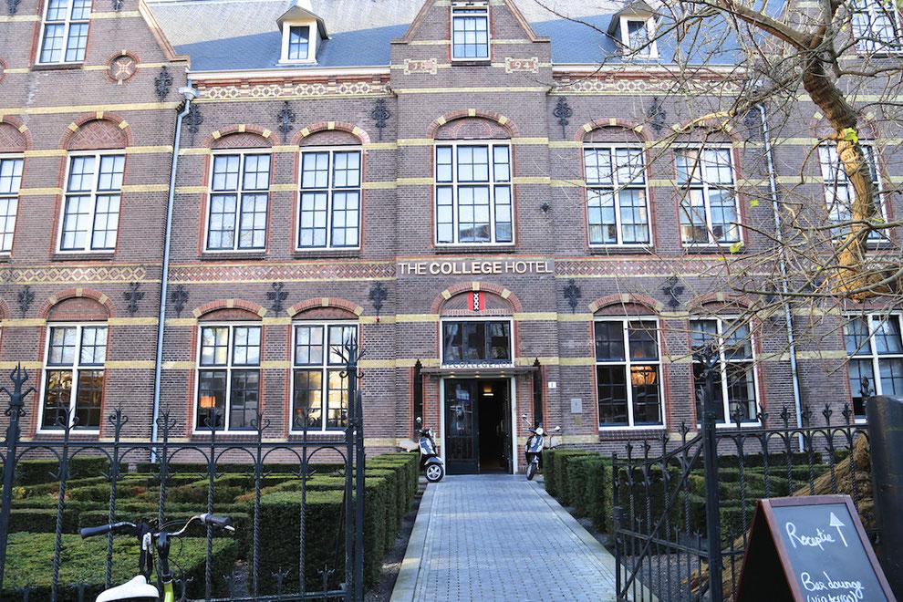 College Hotel, Amsterdam