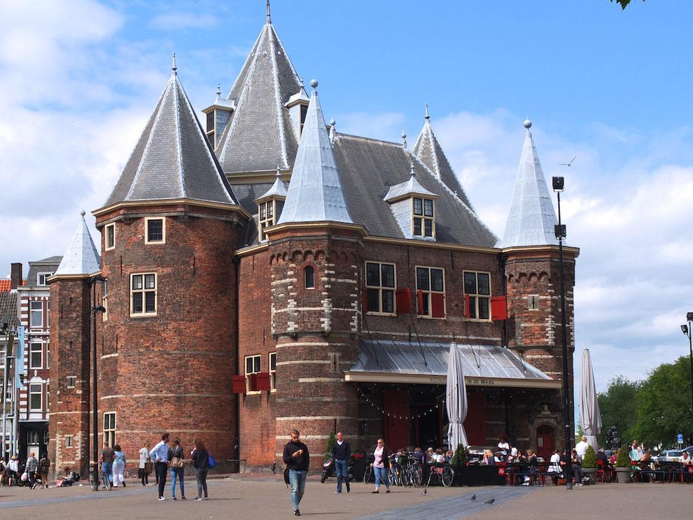 De Waag in Amsterdam
