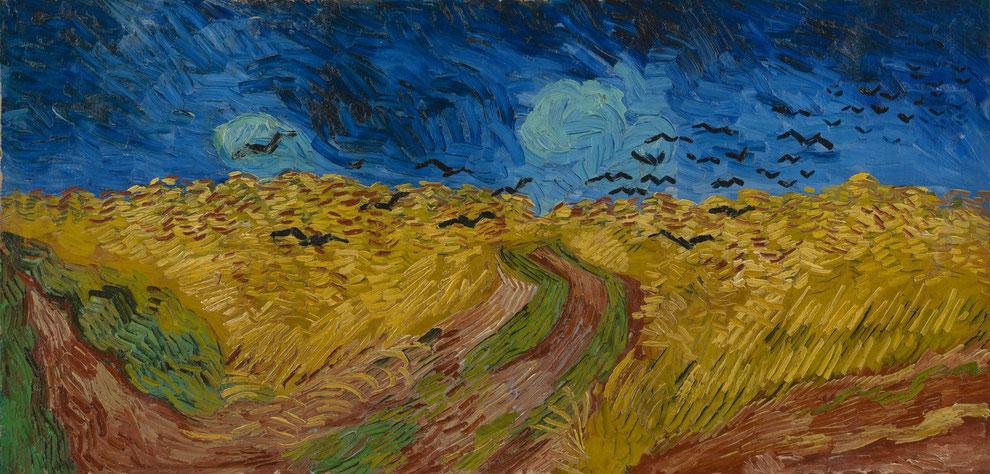 Van Gogh Museum - Amsterdam-Blog