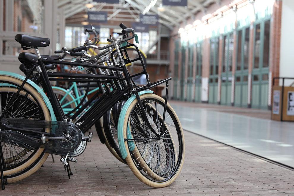 Fahrrad-Werkstatt Recycle in De Hallen