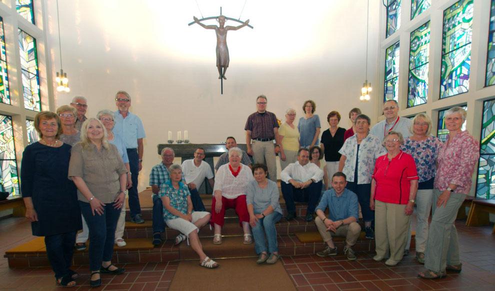 Der Pfarr Cäcilien Chor stellt sich vor