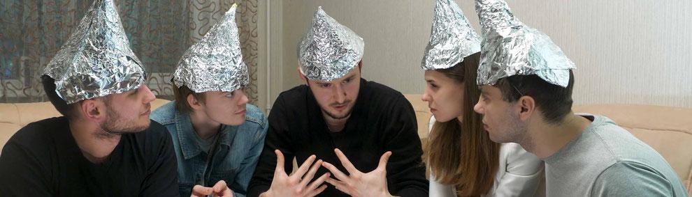 Verschwörungserzählungen, Umgang mit Verschwörungstheoretikern