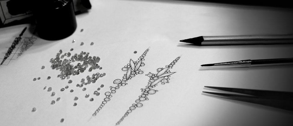 Designer-Schmuck - Diese Designer sehen sich in erster Linie als Handwerker oder Künstler, die sich über ihre Kreationen Ausdruck verleihen möchten.