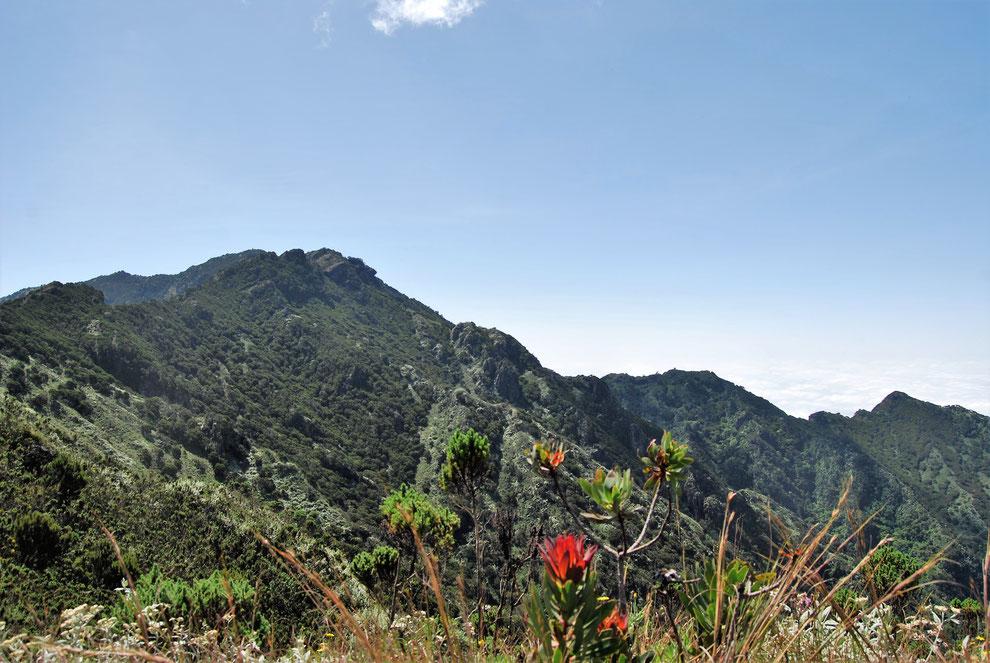 Mount Hanang Besteigung