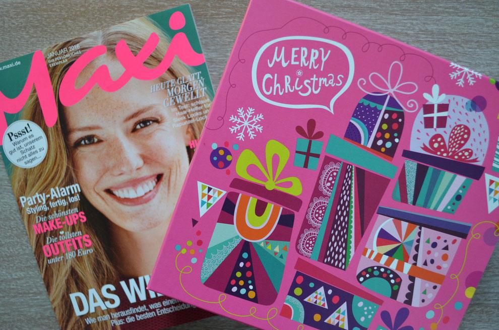 Pink Box 2015 und Maxi
