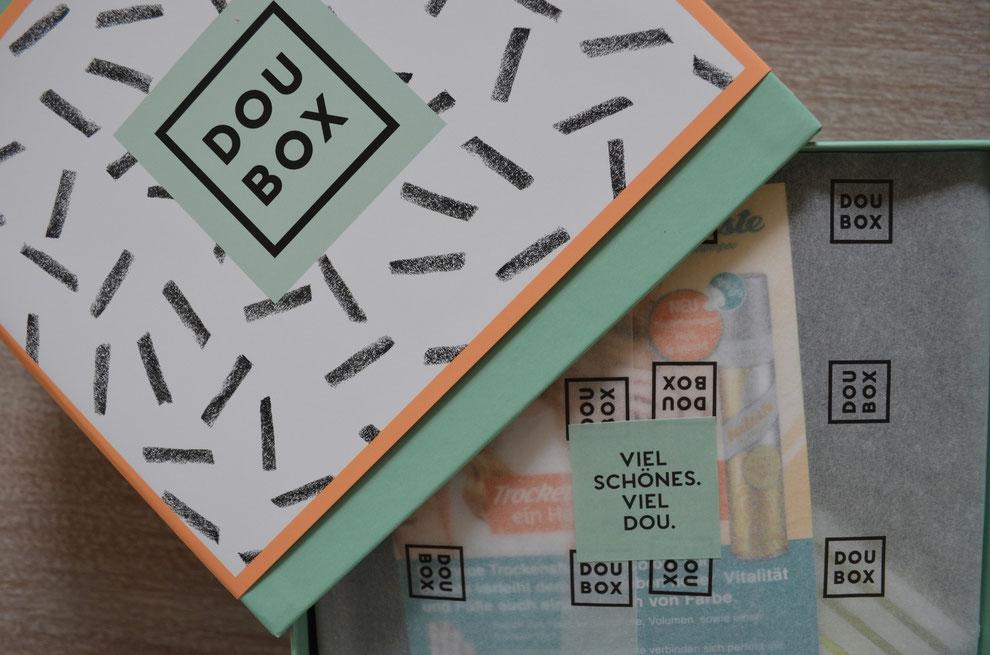 Ganz und gar neue Optik: Aus der Box of Beauty wurde die Doubox