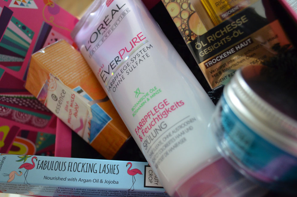Beauty Box in der Christmas Edition