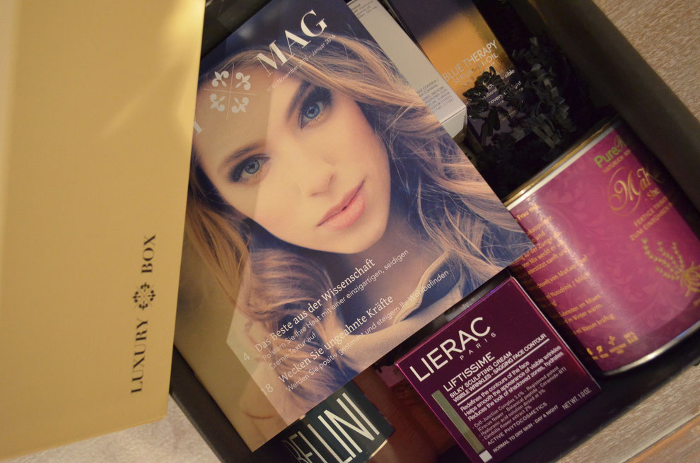 Beauty Box im Abo