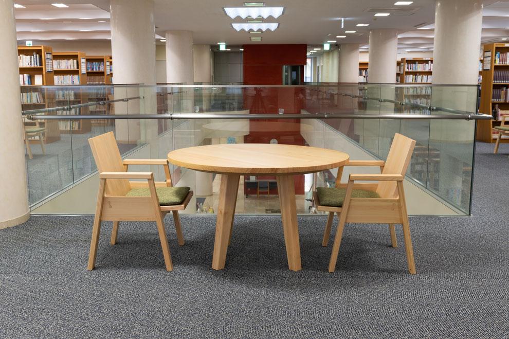 いの町立図書館