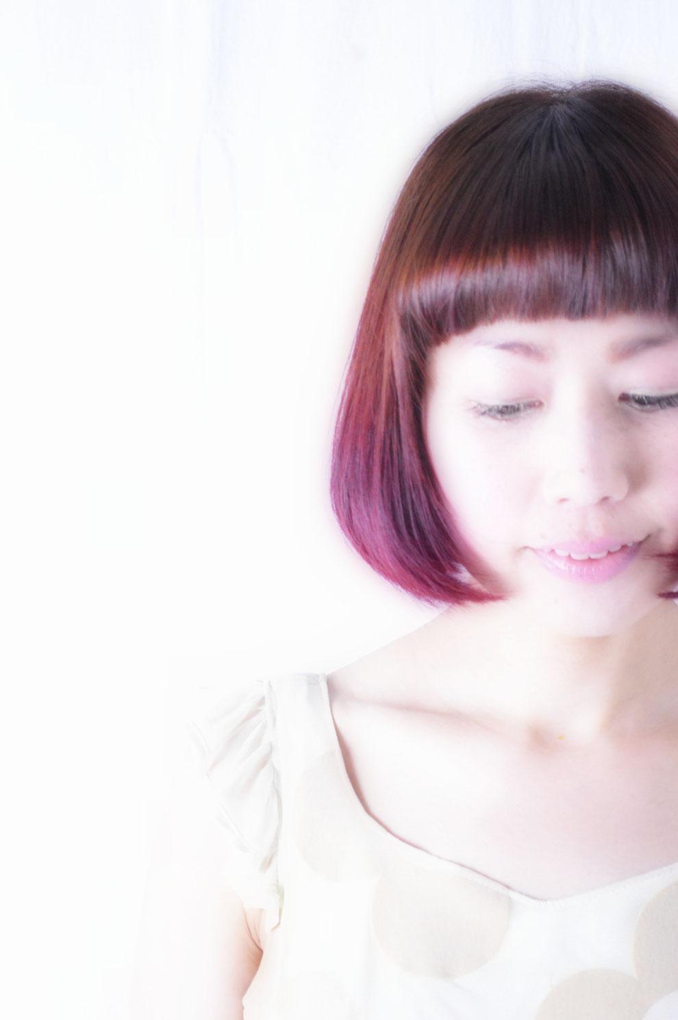 福岡平尾美容室 ヘアスタイル ヘアカラー