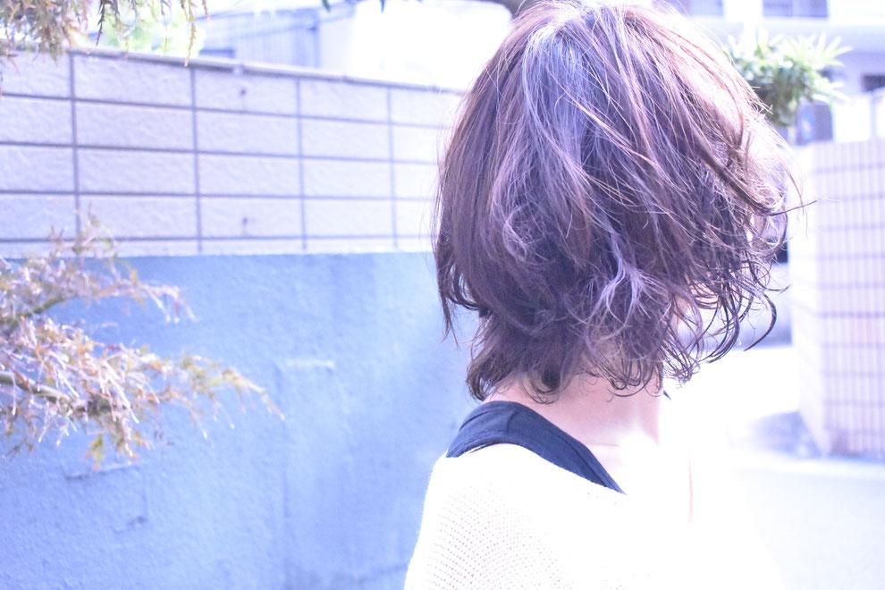 福岡市高宮平尾駅近く美容室 P's(ピース)美容室