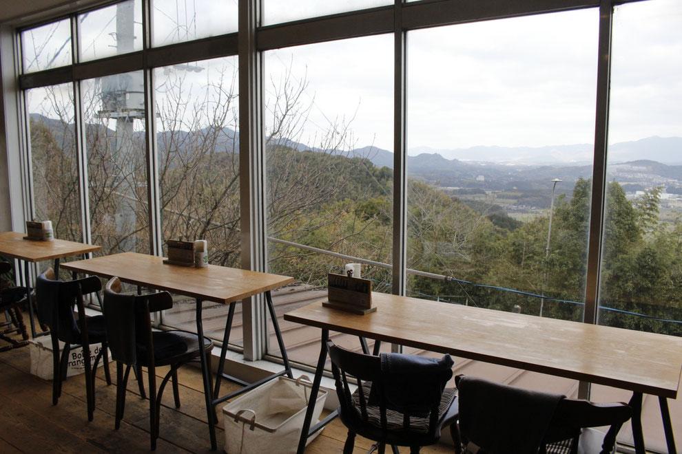 八木山展望台カフェ