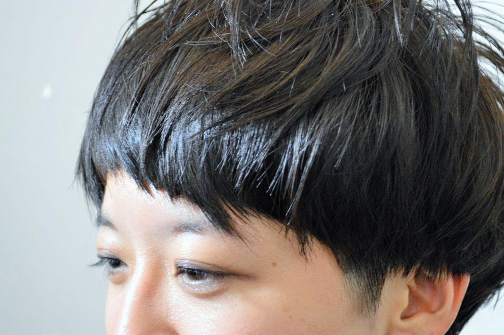福岡平尾美容室 マッシュカット ボブ ショートボブ