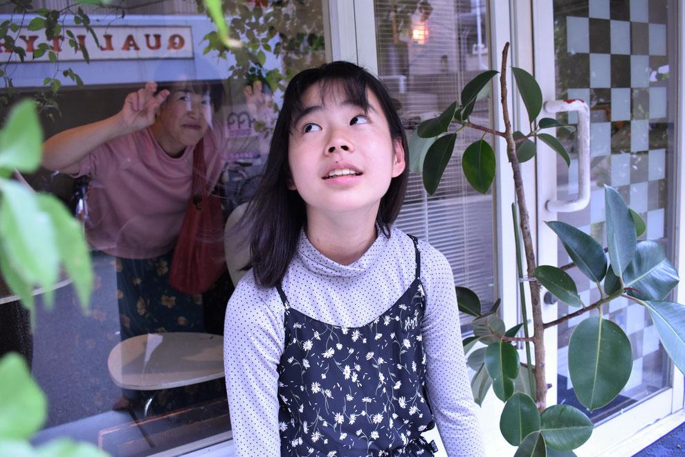 福岡市高宮平尾駅近く美容室 P's美容室 ピース美容室 小学生カット