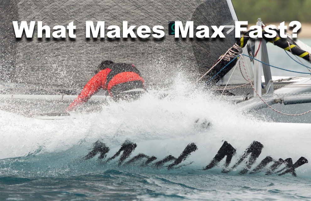 Mad Max racing at Hamilton Island race week