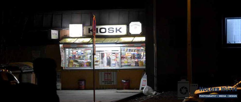 Kioske und Trinkhallen im Stadtteil