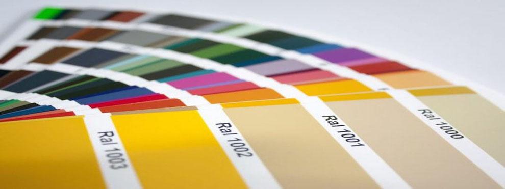 Colores para pavimentos industriales