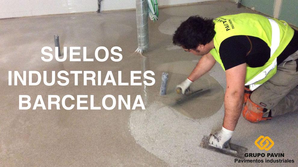 Suelos industriales Barcelona