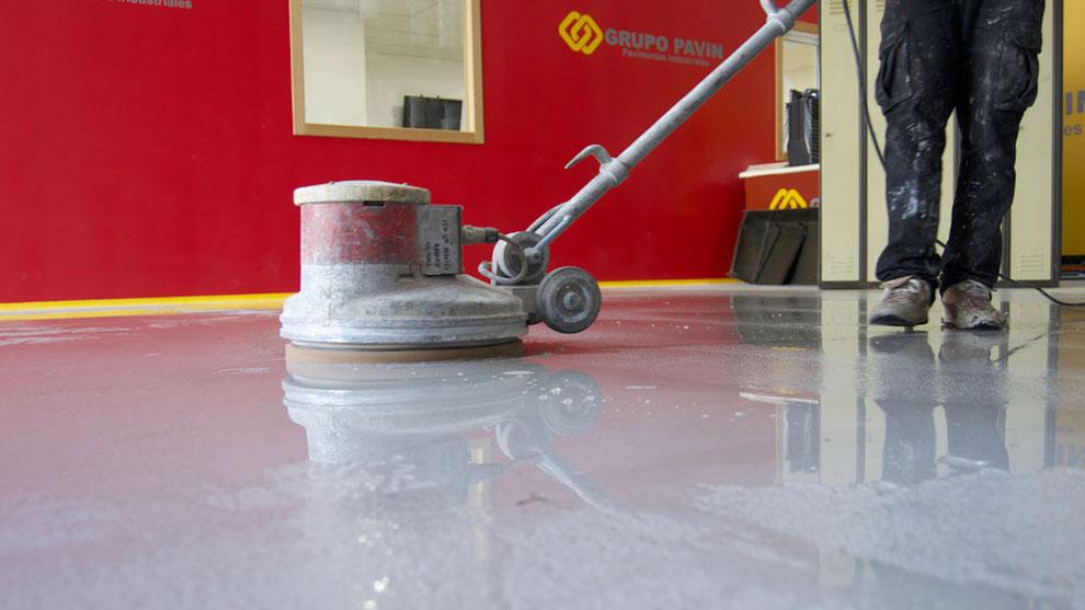 Detergentes para suelos y pavimentos industriales de resinas en Barcelona