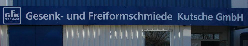 Gesenk- und Freiformschmiede Kutsche GmbH Burgstädt – das Unternehmen