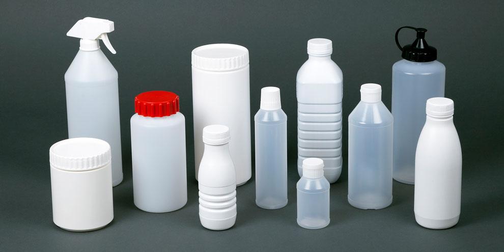 Plastic Packaging HUBER