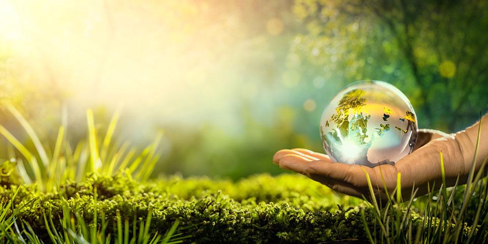 Umweltschutz & Recycling HUBER Packaging