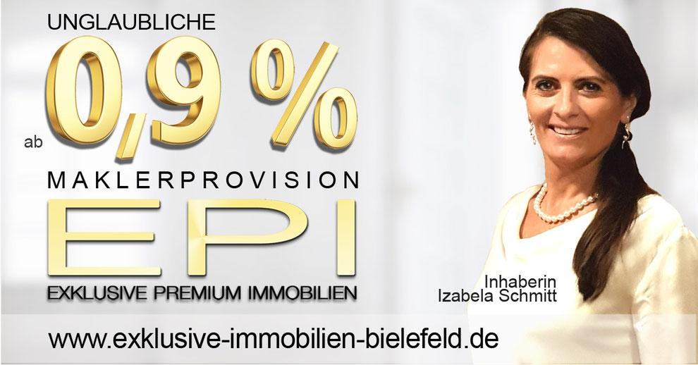 IMMOBILIENMAKLER BIELEFELD 2 OHNE MAKLERPROVISION