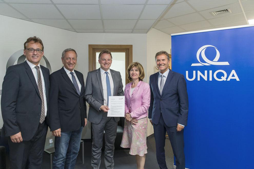 Partner ECSG Salzburg 2019: Uniqa