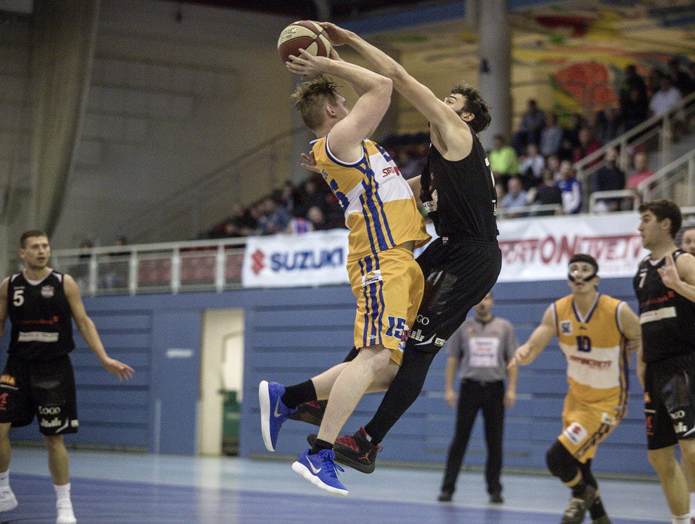 3x3 Basketball, © Heiko Mandl