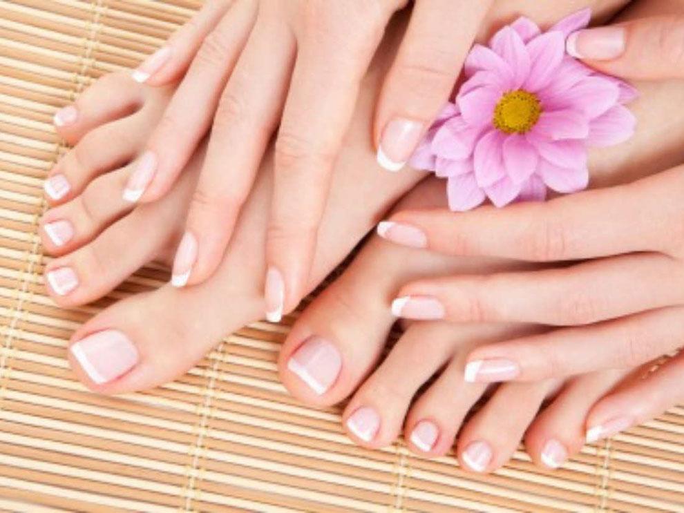Manicure, Pedicure, Shellac