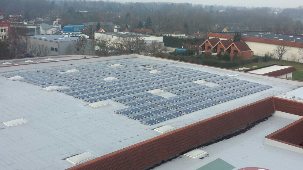 addisol COMPONENTS Solaranlagen Hamburg