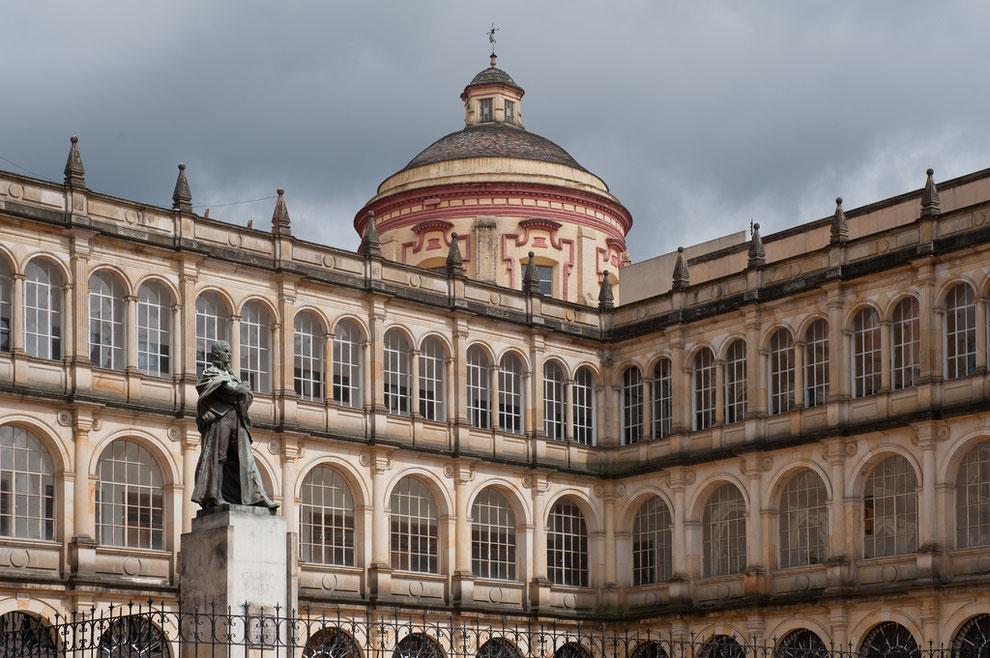 Bogota Stadtführungen auf deutsch mit KOLUMBIENline